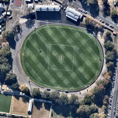 Ballarat City Oval Design Upgrade