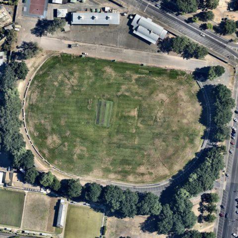 CAD Upgrade for Ballarat City Oval