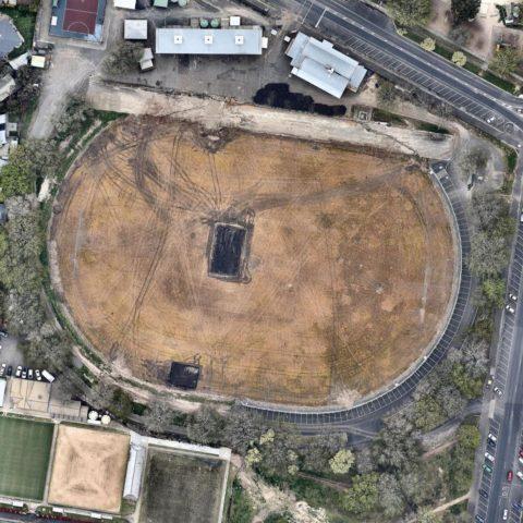 Ballarat City Oval 2018