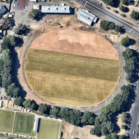 Ballarat City Oval upgrade
