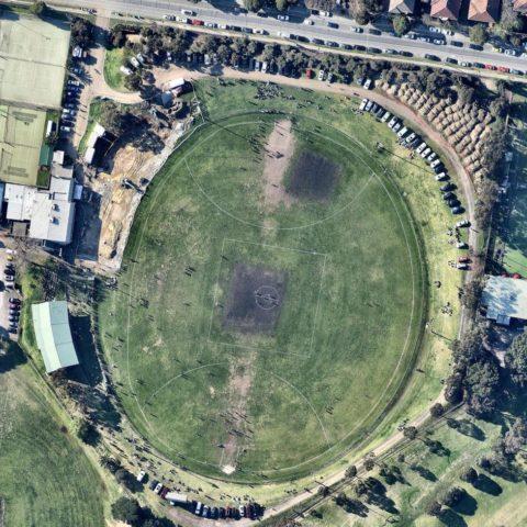 Elsternwick Oval new pavilion